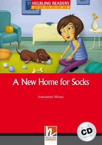 A New Home for Socks, mit 1 Audio-CD | Dodax.pl