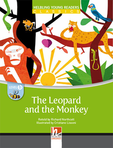 The Leopard and the Monkey, Class Set | Dodax.es