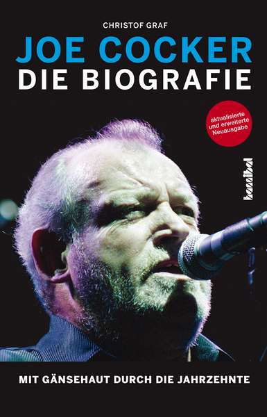 Joe Cocker - Die Biografie | Dodax.pl