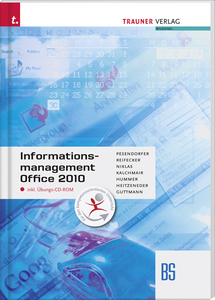 Informationsmanagement Office 2010 BS, m. Übungs-CD-ROM | Dodax.ch