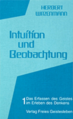 Intuition und Beobachtung - Band 1 | Dodax.pl