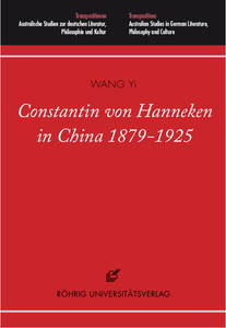 Constantin von Hanneken in China 1879-1925 | Dodax.ch