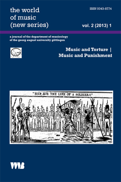 Music and Torture | Music and Punishment | Dodax.ch