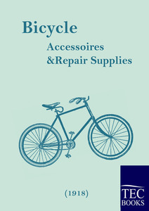 Bicycle Accessoires and Repair Supplies (1918) | Dodax.pl