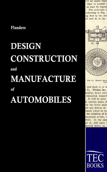 Design, Construction and Manufacture of Automobiles | Dodax.at