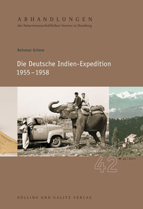 Die Deutsche Indien-Expedition 1955-1958 | Dodax.ch