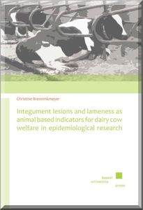 Integument lesions and lameness as animal based indicators for dairy cow welfare in epidemiological research | Dodax.at
