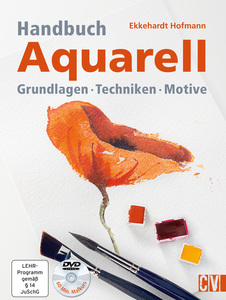 Handbuch Aquarell, m. DVD | Dodax.at
