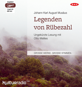 Legenden von Rübezahl, 1 MP3-CD | Dodax.at