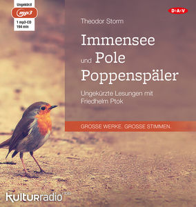 Immensee und Pole Poppenspäler, 1 MP3-CD | Dodax.at