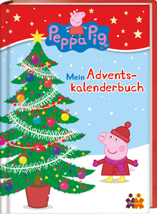 Peppa Pig. Mein Adventskalenderbuch | Dodax.at