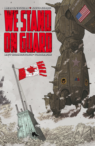 We Stand on Guard | Dodax.pl