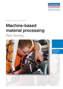 Machine-based material processing - Part: Turning | Dodax.com