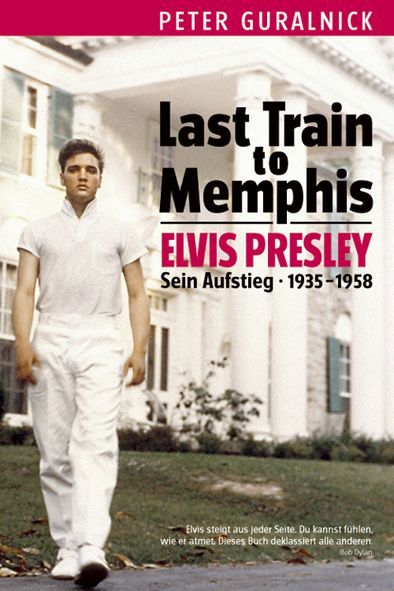 Elvis Presley - Last Train To Memphis | Dodax.pl