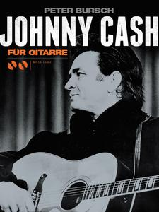 Johnny Cash für Gitarre, m. Audio-CD + DVD | Dodax.at