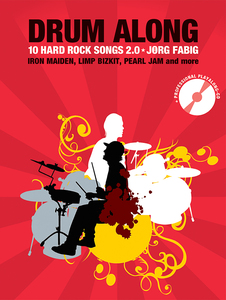 Drum Along - 10 Hard Rock Songs 2.0, m. Audio-CD | Dodax.at