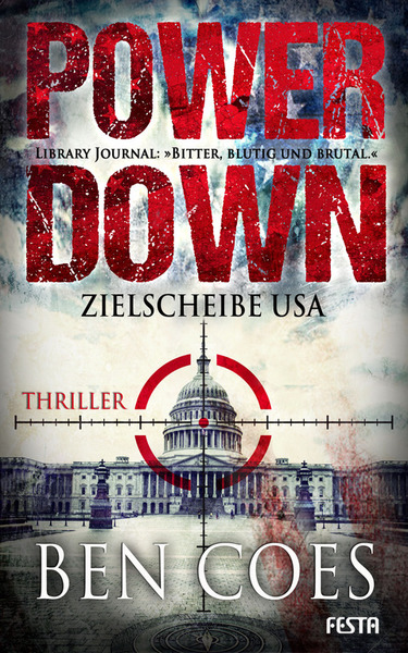 Power Down - Zielscheibe USA | Dodax.at
