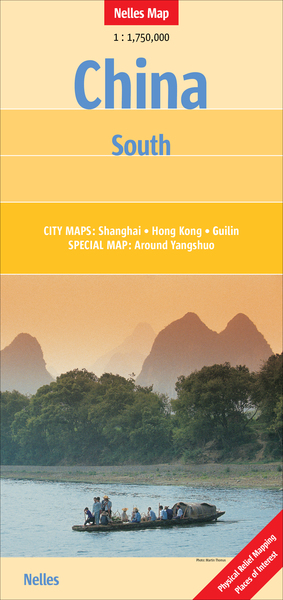 Nelles Maps China South | Dodax.at