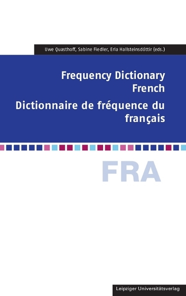 Frequency Dictionary French, m. 1 CD-ROM | Dodax.ch