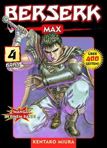 Berserk Max. Bd.4 | Dodax.at