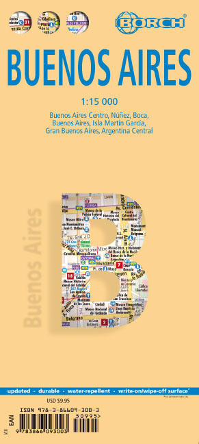 Borch Map Buenos Aires | Dodax.at