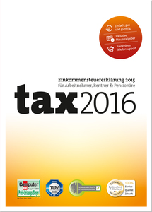 Buhl Data Service Tax 2016 | Dodax.nl