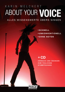 About Your Voice, m. Audio-CD | Dodax.ch