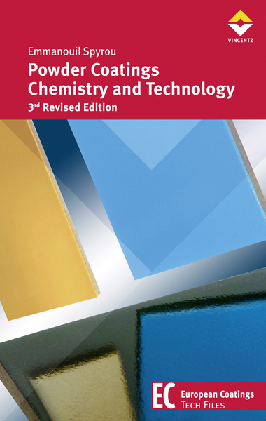 Powder Coatings - Chemistry and Technology | Dodax.at