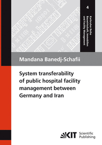 System transferability of public hospital facility management between Germany and Iran | Dodax.de