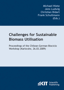 Challenges for sustainable biomass utilisation | Dodax.at