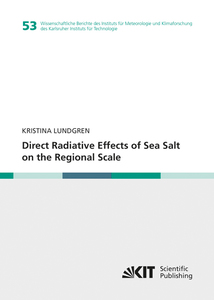 Direct Radiative Effects of Sea Salt on the Regional Scale | Dodax.at