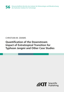 Quantification of the Downstream Impact of Extratropical Transition for Typhoon Jangmi and Other Case Studies | Dodax.ch
