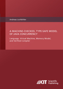 A Machine-Checked, Type-Safe Model of Java Concurrency | Dodax.at