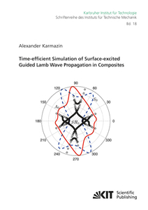 Time-efficient Simulation of Surface-excited Guided Lamb Wave Propagation in Composites | Dodax.at