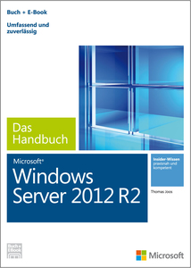 Microsoft Windows Server 2012 R2 - Das Handbuch | Dodax.at