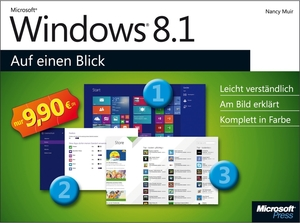 Microsoft MS Press Windows 8.1 Auf einen Blick | Dodax.pl