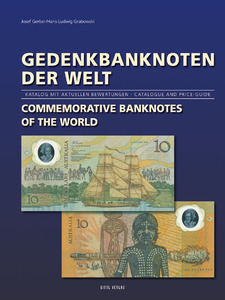 Gedenkbanknoten der Welt. Commemorative Banknotes of the World | Dodax.ch