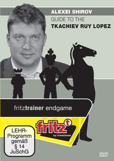 Guide to the Tkachiev Ruy Lopez, DVD-ROM | Dodax.ch