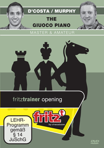The Giuoco Piano - Master & Amateur, DVD-ROM | Dodax.ch