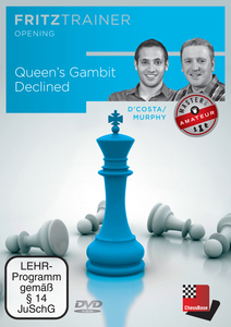 Queen's Gambit Declined - master & Amateur, DVD-ROM | Dodax.ch