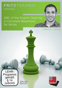 ABC of the English Opening. A Complete Repertoire for White, DVD-ROM | Dodax.at