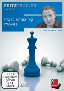 Most amazing moves, DVD-ROM | Dodax.ch