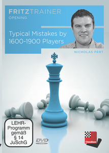 Typical Mistakes by 1600-1900 Players, DVD-ROM | Dodax.ch
