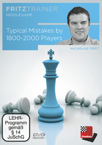 Typical mistakes by 1800-2000 Players, DVD-ROM | Dodax.ch