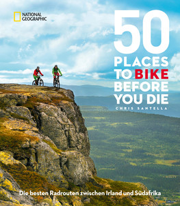 50 Places to Bike Before You Die | Dodax.ch