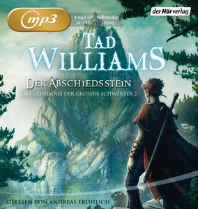 Der Abschiedsstein, 4 MP3-CDs | Dodax.at