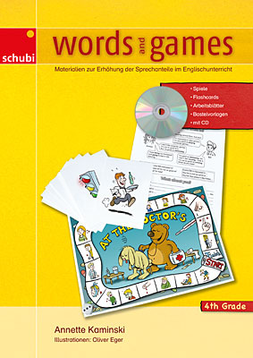 Words and Games 4th Grade | Dodax.ch