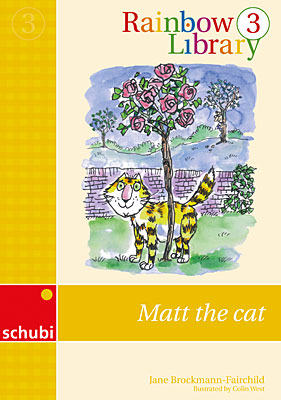 Rainbow Library 3 - Matt the cat | Dodax.ch