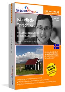 Isländisch-Express-Sprachkurs, CD-ROM m. MP3-Audio-CD | Dodax.ch