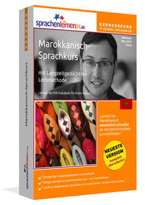 Marokkanisch-Expresskurs, PC CD-ROM m. MP3-Audio-CD | Dodax.ch